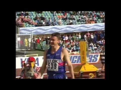Jonathan Edwards - Triple Jump World Record - 1995