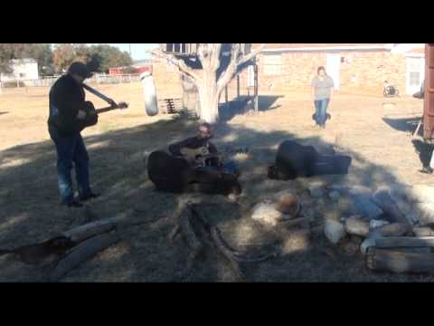 Dalton Gray Williams & Cousin Cody Bush-Thanksgiving 2014