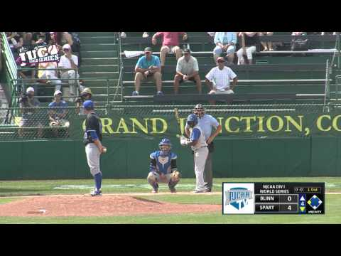 RARE FEAT IN BASEBALL - Spartanburg (SC) with back to back triples