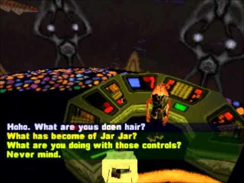 Star Wars I - Há sempre um peixe maior... - Parte 5