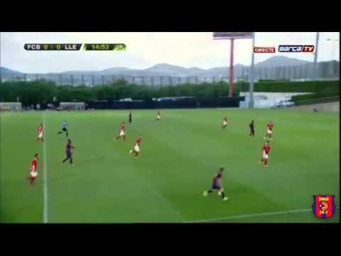Adama Traore and Alen Halilovic highlights vs Lleida