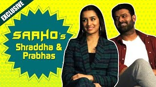 Prabhas and Shraddha Kapoor reveal their naughty and secret side with IWMBUZZ | Saaho | IWMBuzz