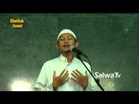 Khutbah Jum'at Batilnya Keyakinan Bulan Safar Bulan Sial - Ustadz Badrusalam,Lc