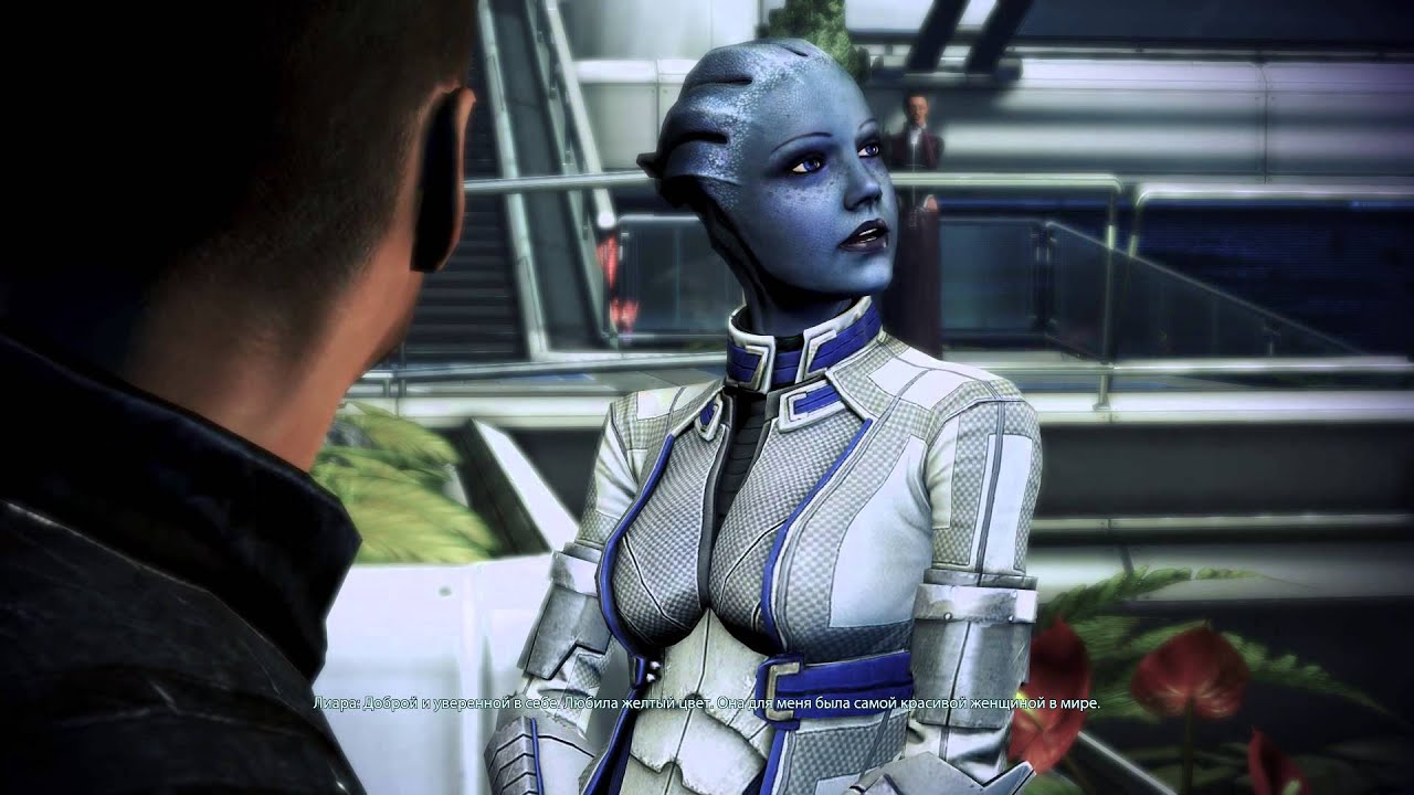 Mass effect liara bound gagged stories nudes movie