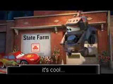 state farm : i think i am stupid