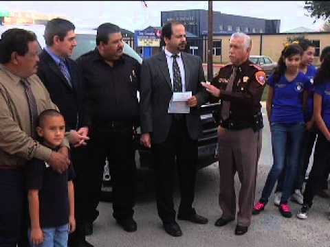 Santa Maria School District Police Department Gets New Equipment