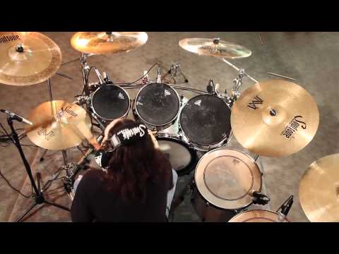 Megadeth - Wake Up Dead Drums with Nick Menza