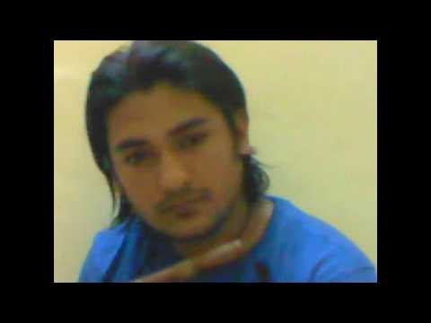 Bhage re man kahin on Flute.wmv