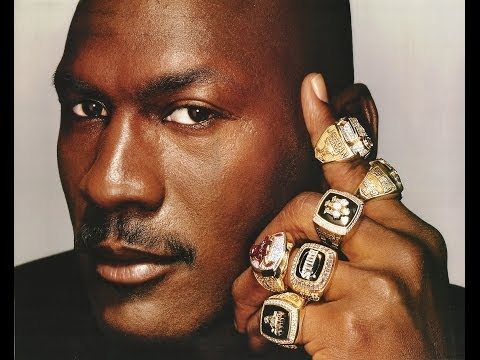 Michael Jordan First Billionaire Athlete - Richest Athlete Ever