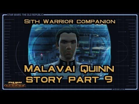 SWTOR Malavai Quinn Story part 9: Broken Signals