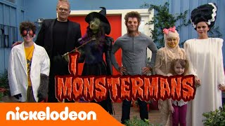 I Thunderman | I  Monstermans | Nickelodeon