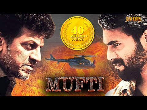Mufti Kannada Dubbed Hindi Full Movie 2017 | ShivaRajkumar, SriiMurali |2018 Sandalwood Action Movie thumbnail
