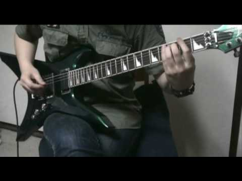 System of a Down - B.Y.O.B. (Guitar Cover)