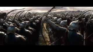 The Hobbit: The Battle of the Five Armies - Teaser Trailer - Official Warner Bros. UK