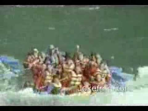 Water Ski Accidents Video