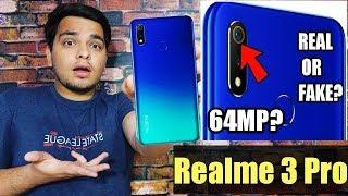 Realme 3 Pro 64MP Camera Fake? Sacchai Kya Hai? EXPLAINED ⚡⚡