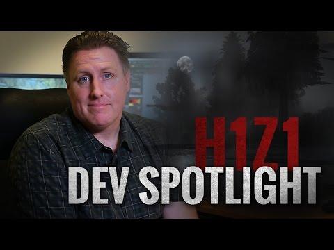 H1Z1 Dev Spotlight - Bill Yeatts [Official Video]