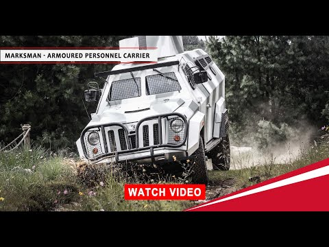 Mahindra Marksman in action, incredible on-road and off-road action
