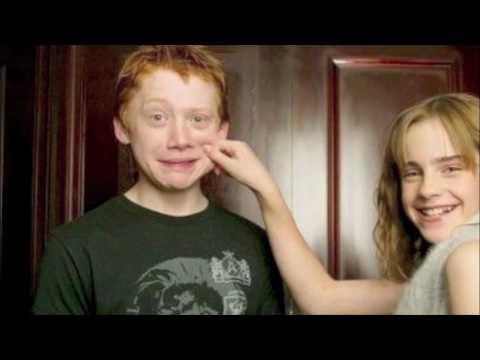 Emma Watson & Rupert Grint 2
