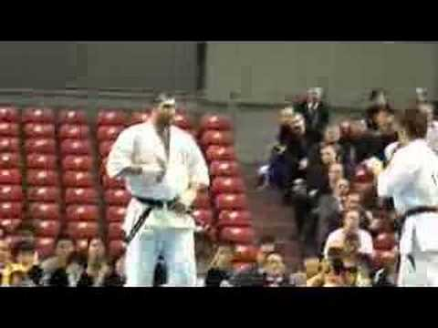 Lechi Kurbanov 9th World Open Karate Tournament Kyokushin Image 1