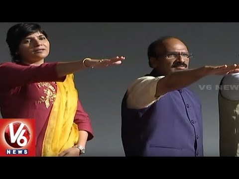 GHMC Commissioner Janardhan Reddy Launches 'Swachh Internship' Programme | V6 News