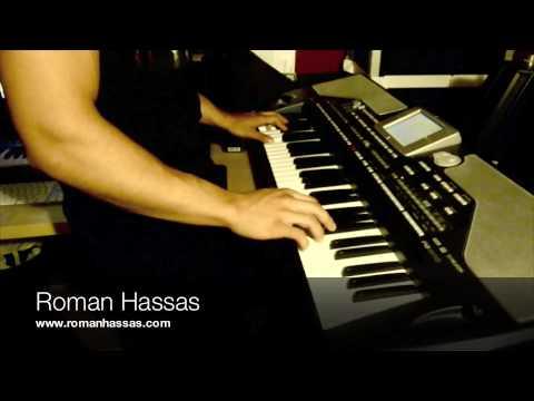 Tere Liye - Veer zara - Roman Hassas afghan keyboard