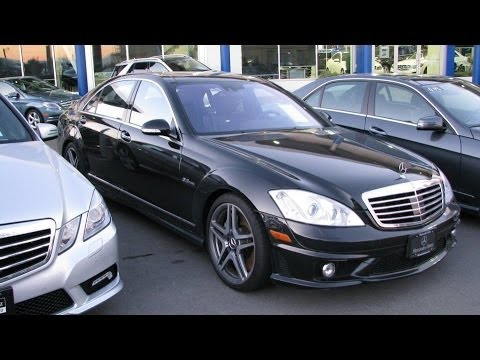 2009 Mercedes Benz S63 AMG Review