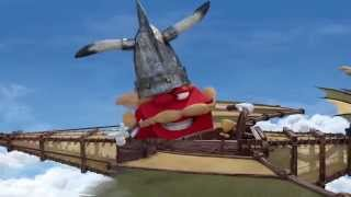 HAPPY MEAL COMMERCIAL HD | How to train your Dragon 2