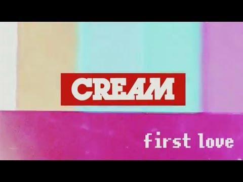 CREAM - first love [Lyric Video / Short Version ]