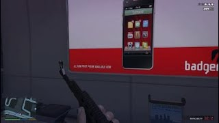 Grand Theft Auto V Fed