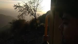 Kalka to shimla by toy train