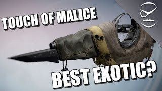 Touch Of Malice! Best Exotic Or Great Exotic?