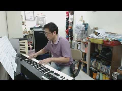 Love Is Not Easy (越難越愛) - Tvb Subtheme Song Piano Cover And Music Sheet video