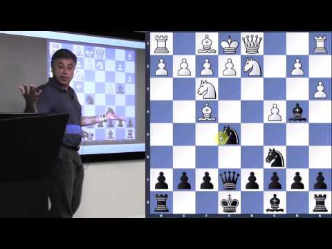 Lecture with GM Yasser Seirawan (Don't Be a Copycat | Learning from Losses) - 2013.08.01