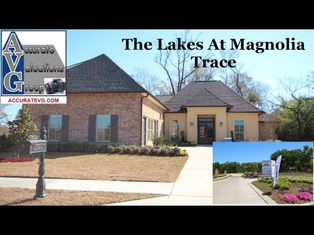 The Lakes At Magnolia Trace Home Prices Baton Rouge LA DR Horton