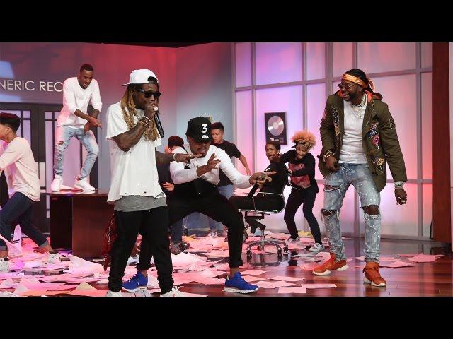 Chance the Rapper - No Problems