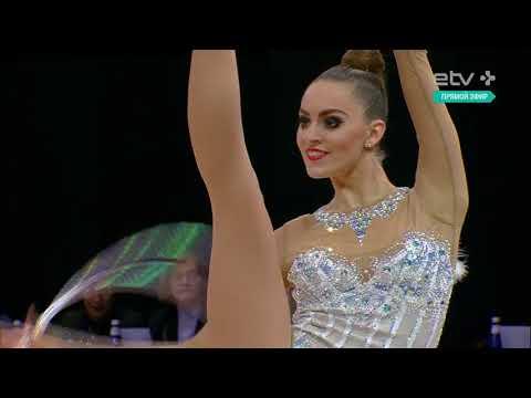 Художественная гимнастика. Турнир Miss Valentine