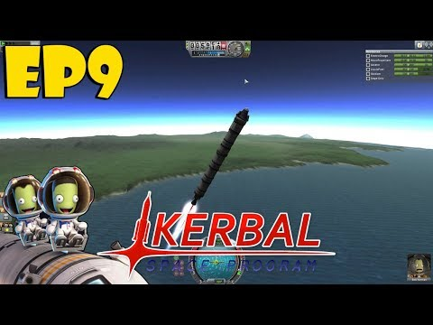 Kerbal Space Program // Episode 9 Lives for Science