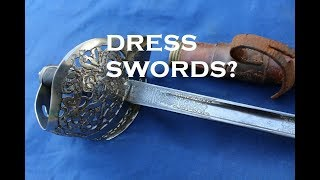 Army 'Dress' Swords?