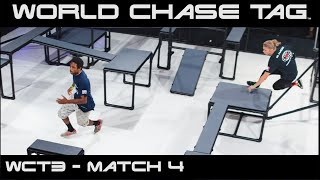 WCT 3 - Match 4 - The Boys v Ape Escape