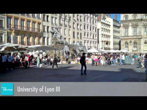 Learn about the University of Lyon III, Panrimo