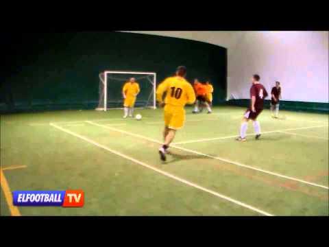 I Secchioni vs Milano c.5 24.1.13 ElFootball.com