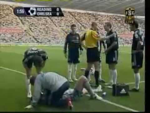 Petr Cech's Injury