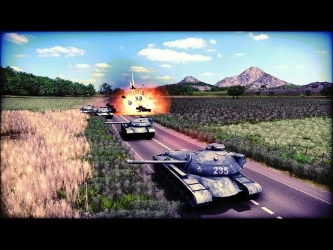 Wargame Airland Battle Multiplayer Gameplay 12 by Attila16