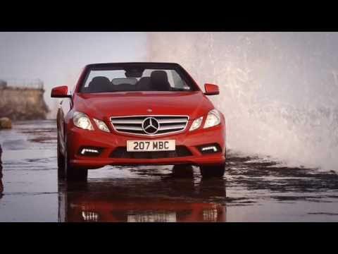 Mercedes-Benz E-Class Cabriolet Promo-видео