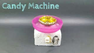 How To Make a Cotton Candy Machine at Home