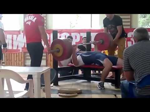 400LB Powerlifter Accident in Russia - Later Dies Image 1