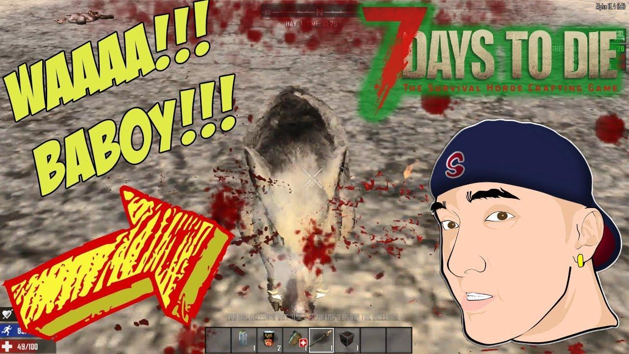 7 DAYS TO DIE EP1 (TAGALOG)