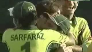 under 19 match pakistni tiger