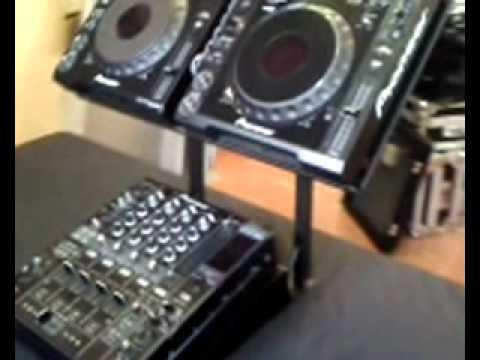 CDJS-2 DJ Deck stand